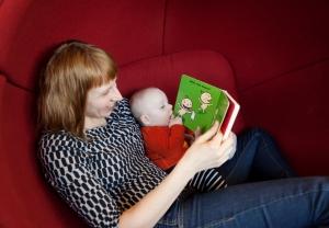 vauvalorupajat Helsingin kirjastoissa