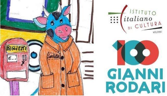Gianni Rodari 100